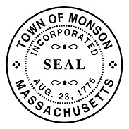 Town of Monson Seal
